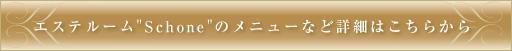 """エステルーム""""Schone""""のメニューなど詳細はこちらから"""