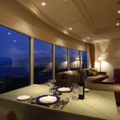 最上階特別室【露天風呂付客室】スイートルーム創作フレンチ最上級コース『プレジール』付プラン お部屋食も可