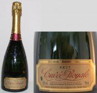 Cuvee Royale Clemant de Bordeaux Brut