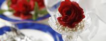 金曜日の記念日ディナー ケーキ&スパークリングワイン特典!