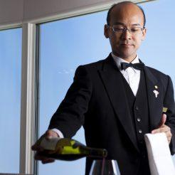 【ソムリエ厳選の料理に合わせたワイン付】 露天風呂付客室 厳選ワイン3種&フルコース フレンチマリアージュプラン