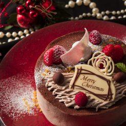 【12月20日~25日】クリスマスケーキ販売致します!