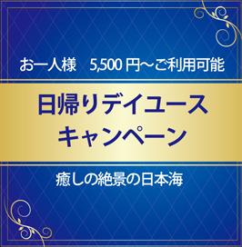 【癒しの絶景&ワーケーション!期間限定割引中!5,500円~】日帰りデイユースプラン特集!!